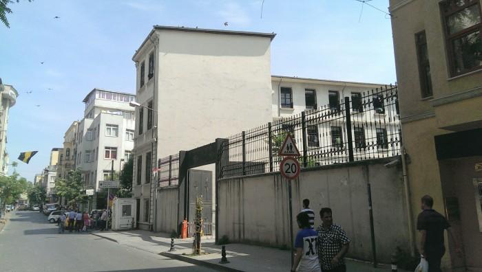 Detention Center Kumkapı